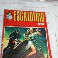Cómics: ESCALOFRIO - N°51 - VÉRTICE. Lote 78879515