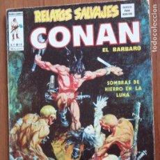 Cómics: RELATOS SALVAJES CONAN VOLUMEN 1 DE VERTICE Nº10 EN GRAPA. Lote 79528637