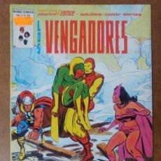 Cómics: LOS VENGADORES VOL. 2 Nº 46 - VERTICE. Lote 79611333