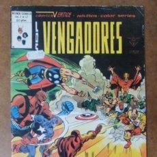 Cómics: LOS VENGADORES VOL. 2 Nº 47 - VERTICE. Lote 79611425