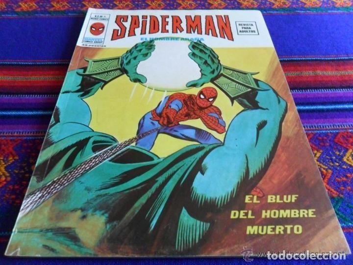 Cómics: VÉRTICE VOL. 2 SPIDERMAN NºS 1 2 3 4 5 6 7 8 9 10. COMPLETA. 30 PTS. AÑO 1974. MUY DIFÍCIL!!!!! - Foto 6 - 117127592