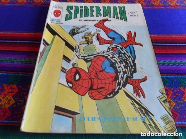 Cómics: VÉRTICE VOL. 2 SPIDERMAN NºS 1 2 3 4 5 6 7 8 9 10. COMPLETA. 30 PTS. AÑO 1974. MUY DIFÍCIL!!!!! - Foto 8 - 117127592
