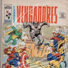 Cómics: COMIC VERTICE 1976 LOS VENGADORES VOL2 Nº 16 (MUY BUEN ESTADO). Lote 79782757