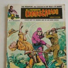 Cómics: EL HOMBRE ENMASCARADO Nº 22 - VOLUMEN I - AÑO 1975 - ED VERTICE. Lote 80128065