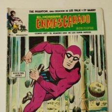 Cómics: EL HOMBRE ENMASCARADO Nº 23 - VOLUMEN I - AÑO 1975 - ED VERTICE - NORMAL- DEFECTOS UN PAR DE RAYAS. Lote 80128657