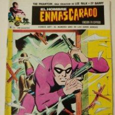 Cómics: EL HOMBRE ENMASCARADO Nº 28 - VOLUMEN I - AÑO 1975 - ED VERTICE. Lote 80130605