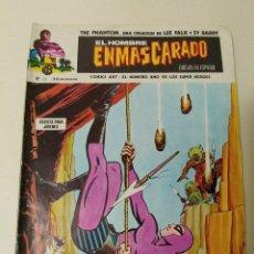 Cómics: EL HOMBRE ENMASCARADO Nº 33- VOLUMEN I - AÑO 1976 - ED VERTICE -. Lote 80138361