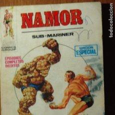 Cómics: NAMOR VOL.1 DE MARVEL VERTICE Nº3 EN TACO. Lote 80138773