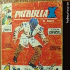 Cómics: PATRULLA X VOL.1 DE MARVEL VERTICE Nº5 EN TACO. Lote 80140445