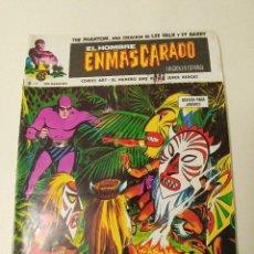 Cómics: EL HOMBRE ENMASCARADO Nº 36- VOLUMEN I - AÑO 1976- ED VERTICE -. Lote 80145061