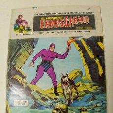 Cómics: EL HOMBRE ENMASCARADO Nº 38- VOLUMEN I - AÑO 1977- ED VERTICE -. Lote 80145925