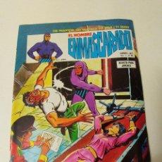 Cómics: EL HOMBRE ENMASCARADO Nº 50- VOLUMEN I - AÑO 1977- ED VERTICE -. Lote 80149149