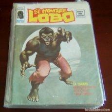 Cómics: VERTICE - HOMBRE LOBO / WEREWOLF - VOL.2 - COLECCION COMPLETA - 19 COMICS. Lote 80225709
