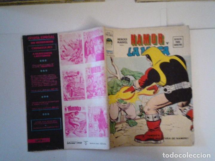 Cómics: HEROES MARVEL - VERTICE - VOLUMEN 2 - COMPLETA - 67 NUMEROS + 1 ESPECIAL - M.B.E. - GORBAUD - CJ 30 - Foto 8 - 80344033