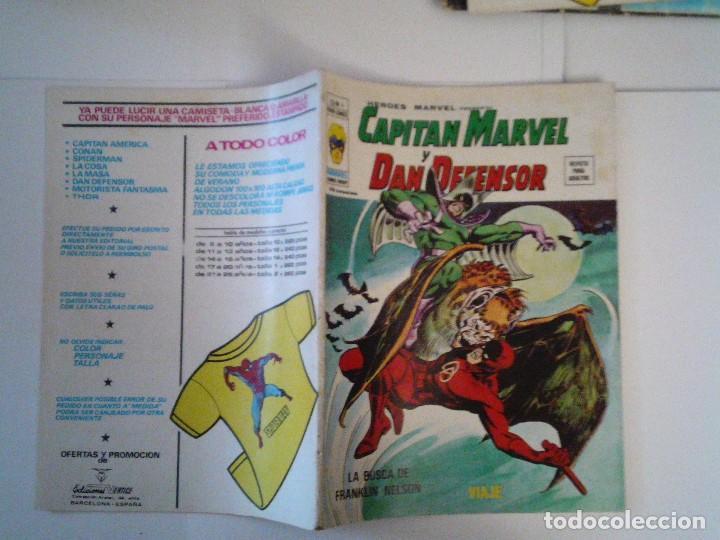 Cómics: HEROES MARVEL - VERTICE - VOLUMEN 2 - COMPLETA - 67 NUMEROS + 1 ESPECIAL - M.B.E. - GORBAUD - CJ 30 - Foto 10 - 80344033