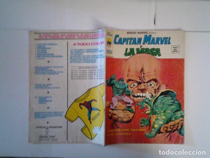 Cómics: HEROES MARVEL - VERTICE - VOLUMEN 2 - COMPLETA - 67 NUMEROS + 1 ESPECIAL - M.B.E. - GORBAUD - CJ 30 - Foto 11 - 80344033