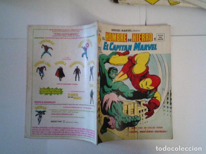 Cómics: HEROES MARVEL - VERTICE - VOLUMEN 2 - COMPLETA - 67 NUMEROS + 1 ESPECIAL - M.B.E. - GORBAUD - CJ 30 - Foto 15 - 80344033