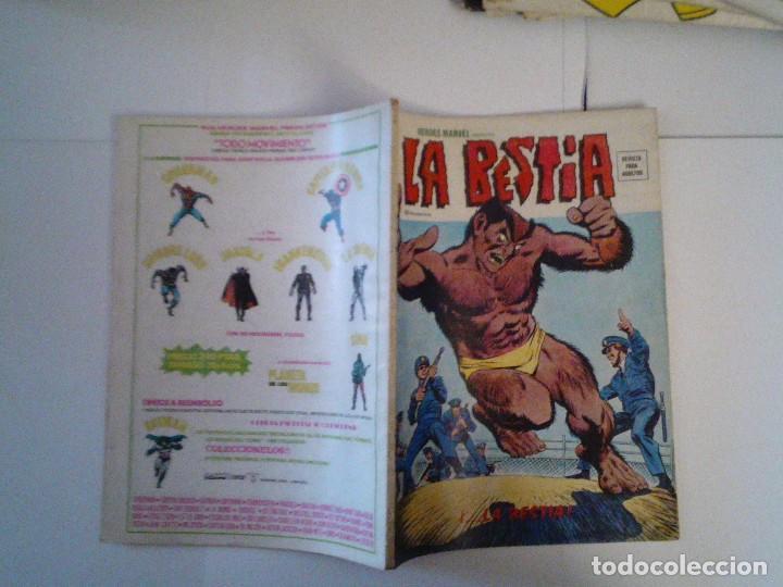 Cómics: HEROES MARVEL - VERTICE - VOLUMEN 2 - COMPLETA - 67 NUMEROS + 1 ESPECIAL - M.B.E. - GORBAUD - CJ 30 - Foto 16 - 80344033