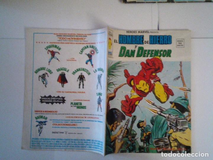 Cómics: HEROES MARVEL - VERTICE - VOLUMEN 2 - COMPLETA - 67 NUMEROS + 1 ESPECIAL - M.B.E. - GORBAUD - CJ 30 - Foto 17 - 80344033