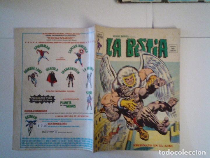 Cómics: HEROES MARVEL - VERTICE - VOLUMEN 2 - COMPLETA - 67 NUMEROS + 1 ESPECIAL - M.B.E. - GORBAUD - CJ 30 - Foto 18 - 80344033