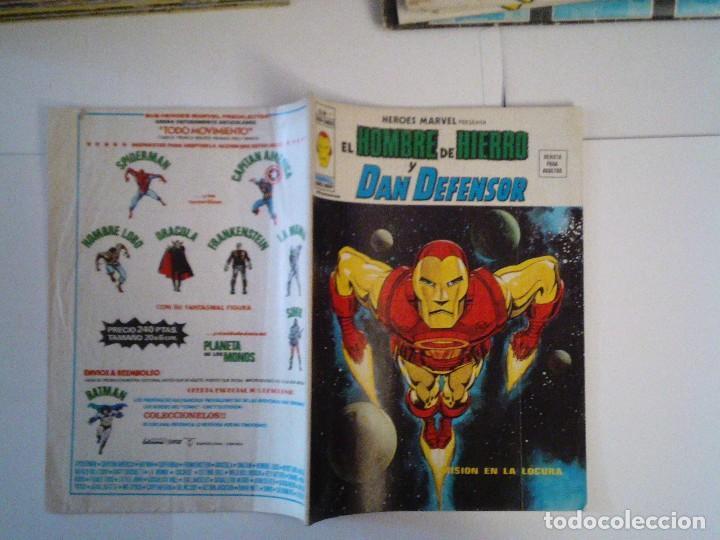Cómics: HEROES MARVEL - VERTICE - VOLUMEN 2 - COMPLETA - 67 NUMEROS + 1 ESPECIAL - M.B.E. - GORBAUD - CJ 30 - Foto 20 - 80344033