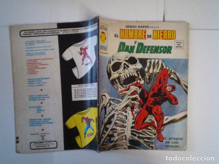 Cómics: HEROES MARVEL - VERTICE - VOLUMEN 2 - COMPLETA - 67 NUMEROS + 1 ESPECIAL - M.B.E. - GORBAUD - CJ 30 - Foto 22 - 80344033