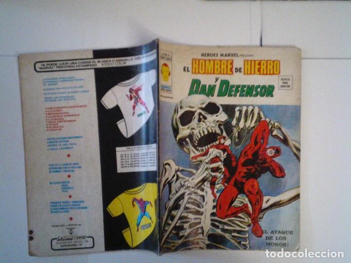 Cómics: HEROES MARVEL - VERTICE - VOLUMEN 2 - COMPLETA - 67 NUMEROS + 1 ESPECIAL - M.B.E. - GORBAUD - CJ 30 - Foto 23 - 80344033