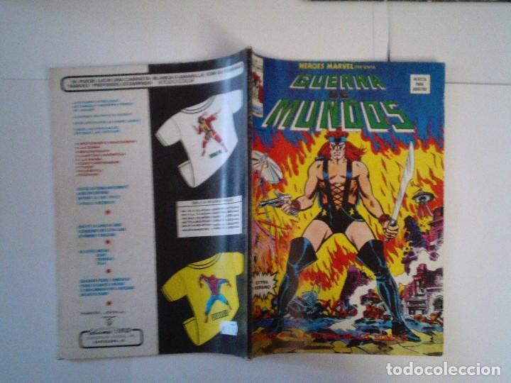 Cómics: HEROES MARVEL - VERTICE - VOLUMEN 2 - COMPLETA - 67 NUMEROS + 1 ESPECIAL - M.B.E. - GORBAUD - CJ 30 - Foto 24 - 80344033