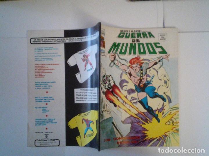 Cómics: HEROES MARVEL - VERTICE - VOLUMEN 2 - COMPLETA - 67 NUMEROS + 1 ESPECIAL - M.B.E. - GORBAUD - CJ 30 - Foto 26 - 80344033