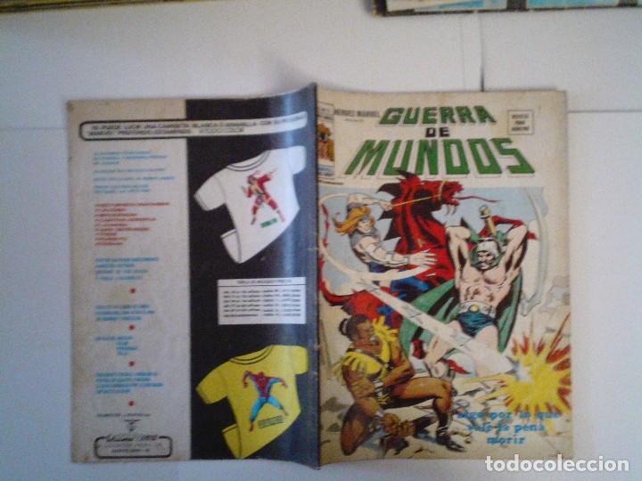 Cómics: HEROES MARVEL - VERTICE - VOLUMEN 2 - COMPLETA - 67 NUMEROS + 1 ESPECIAL - M.B.E. - GORBAUD - CJ 30 - Foto 27 - 80344033