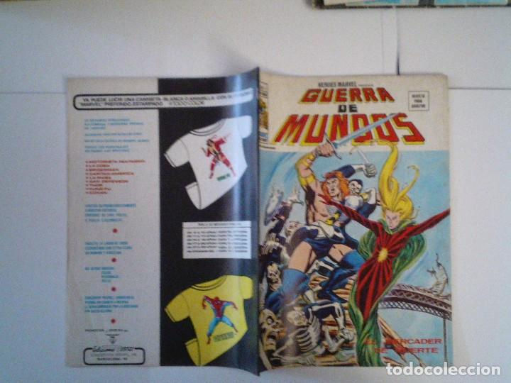 Cómics: HEROES MARVEL - VERTICE - VOLUMEN 2 - COMPLETA - 67 NUMEROS + 1 ESPECIAL - M.B.E. - GORBAUD - CJ 30 - Foto 28 - 80344033