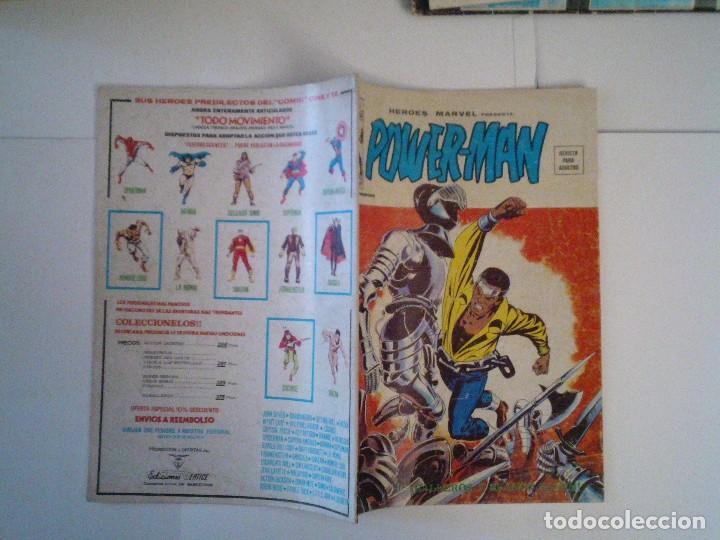 Cómics: HEROES MARVEL - VERTICE - VOLUMEN 2 - COMPLETA - 67 NUMEROS + 1 ESPECIAL - M.B.E. - GORBAUD - CJ 30 - Foto 32 - 80344033