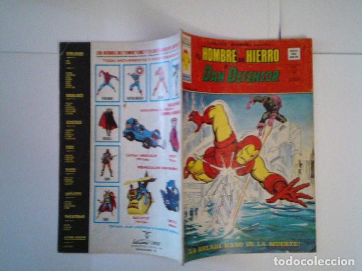 Cómics: HEROES MARVEL - VERTICE - VOLUMEN 2 - COMPLETA - 67 NUMEROS + 1 ESPECIAL - M.B.E. - GORBAUD - CJ 30 - Foto 34 - 80344033
