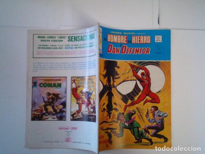Cómics: HEROES MARVEL - VERTICE - VOLUMEN 2 - COMPLETA - 67 NUMEROS + 1 ESPECIAL - M.B.E. - GORBAUD - CJ 30 - Foto 37 - 80344033