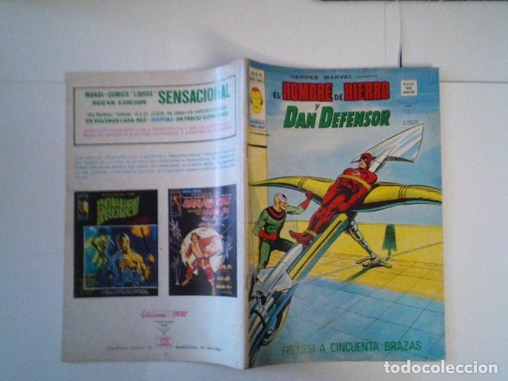 Cómics: HEROES MARVEL - VERTICE - VOLUMEN 2 - COMPLETA - 67 NUMEROS + 1 ESPECIAL - M.B.E. - GORBAUD - CJ 30 - Foto 38 - 80344033