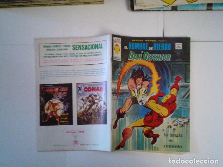 Cómics: HEROES MARVEL - VERTICE - VOLUMEN 2 - COMPLETA - 67 NUMEROS + 1 ESPECIAL - M.B.E. - GORBAUD - CJ 30 - Foto 39 - 80344033