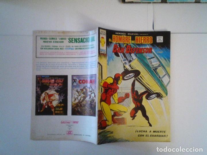 Cómics: HEROES MARVEL - VERTICE - VOLUMEN 2 - COMPLETA - 67 NUMEROS + 1 ESPECIAL - M.B.E. - GORBAUD - CJ 30 - Foto 40 - 80344033