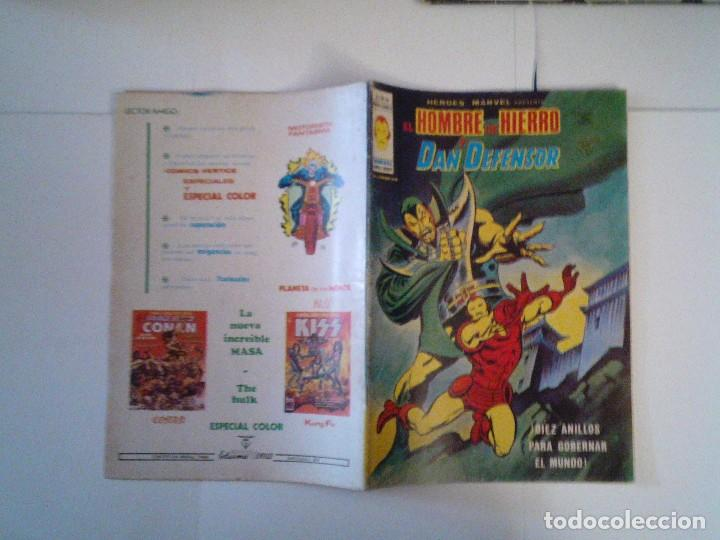 Cómics: HEROES MARVEL - VERTICE - VOLUMEN 2 - COMPLETA - 67 NUMEROS + 1 ESPECIAL - M.B.E. - GORBAUD - CJ 30 - Foto 43 - 80344033