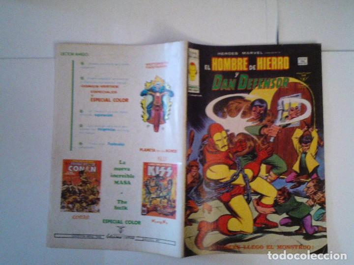 Cómics: HEROES MARVEL - VERTICE - VOLUMEN 2 - COMPLETA - 67 NUMEROS + 1 ESPECIAL - M.B.E. - GORBAUD - CJ 30 - Foto 44 - 80344033