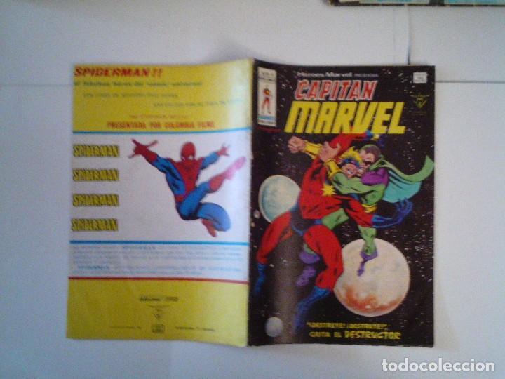 Cómics: HEROES MARVEL - VERTICE - VOLUMEN 2 - COMPLETA - 67 NUMEROS + 1 ESPECIAL - M.B.E. - GORBAUD - CJ 30 - Foto 46 - 80344033