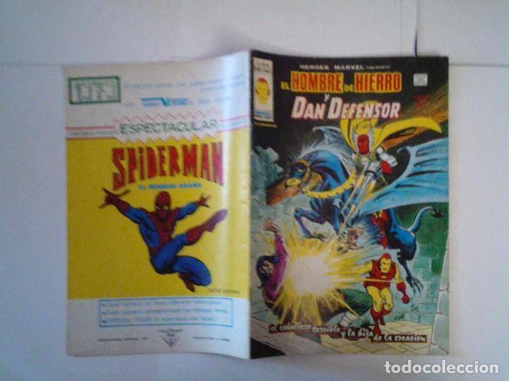 Cómics: HEROES MARVEL - VERTICE - VOLUMEN 2 - COMPLETA - 67 NUMEROS + 1 ESPECIAL - M.B.E. - GORBAUD - CJ 30 - Foto 51 - 80344033