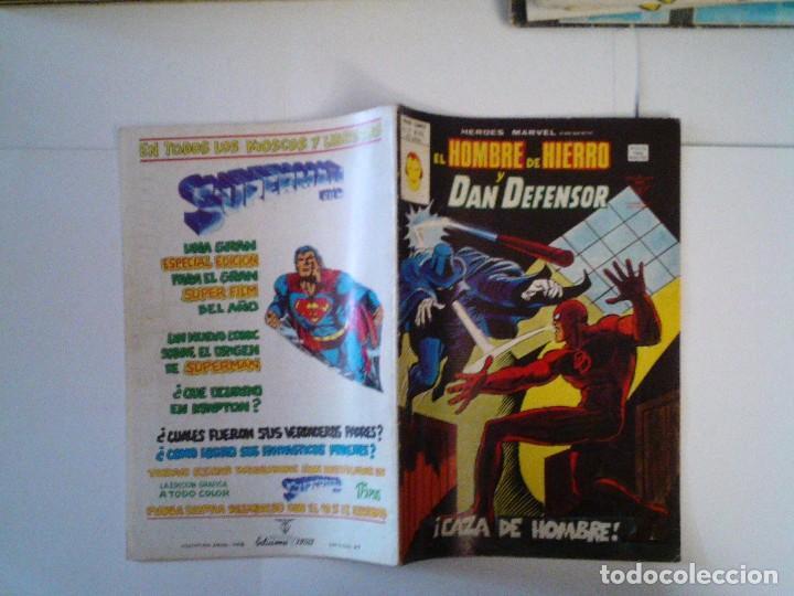 Cómics: HEROES MARVEL - VERTICE - VOLUMEN 2 - COMPLETA - 67 NUMEROS + 1 ESPECIAL - M.B.E. - GORBAUD - CJ 30 - Foto 52 - 80344033