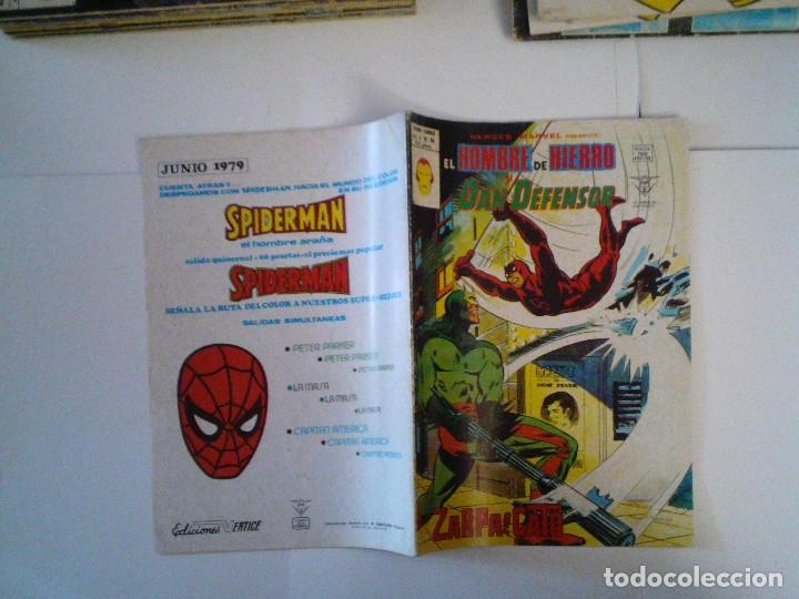 Cómics: HEROES MARVEL - VERTICE - VOLUMEN 2 - COMPLETA - 67 NUMEROS + 1 ESPECIAL - M.B.E. - GORBAUD - CJ 30 - Foto 53 - 80344033