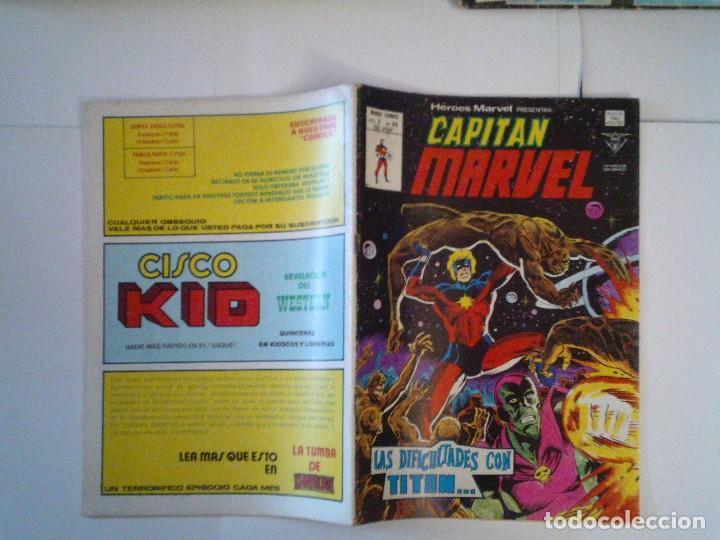 Cómics: HEROES MARVEL - VERTICE - VOLUMEN 2 - COMPLETA - 67 NUMEROS + 1 ESPECIAL - M.B.E. - GORBAUD - CJ 30 - Foto 58 - 80344033