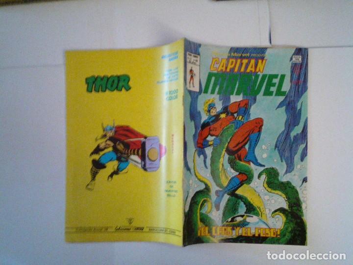 Cómics: HEROES MARVEL - VERTICE - VOLUMEN 2 - COMPLETA - 67 NUMEROS + 1 ESPECIAL - M.B.E. - GORBAUD - CJ 30 - Foto 59 - 80344033