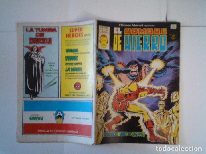 Cómics: HEROES MARVEL - VERTICE - VOLUMEN 2 - COMPLETA - 67 NUMEROS + 1 ESPECIAL - M.B.E. - GORBAUD - CJ 30 - Foto 60 - 80344033