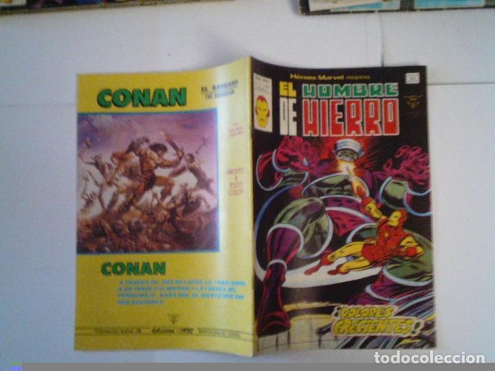 Cómics: HEROES MARVEL - VERTICE - VOLUMEN 2 - COMPLETA - 67 NUMEROS + 1 ESPECIAL - M.B.E. - GORBAUD - CJ 30 - Foto 61 - 80344033
