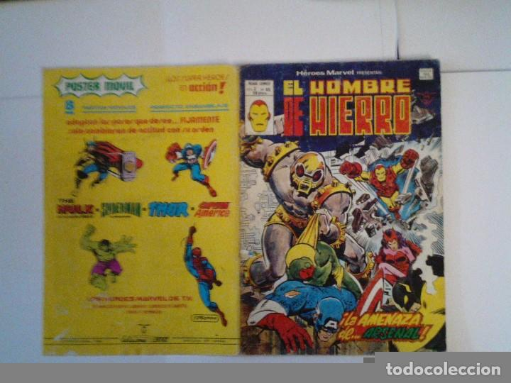 Cómics: HEROES MARVEL - VERTICE - VOLUMEN 2 - COMPLETA - 67 NUMEROS + 1 ESPECIAL - M.B.E. - GORBAUD - CJ 30 - Foto 64 - 80344033