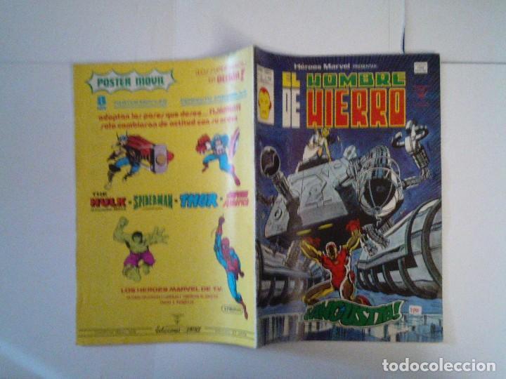 Cómics: HEROES MARVEL - VERTICE - VOLUMEN 2 - COMPLETA - 67 NUMEROS + 1 ESPECIAL - M.B.E. - GORBAUD - CJ 30 - Foto 65 - 80344033