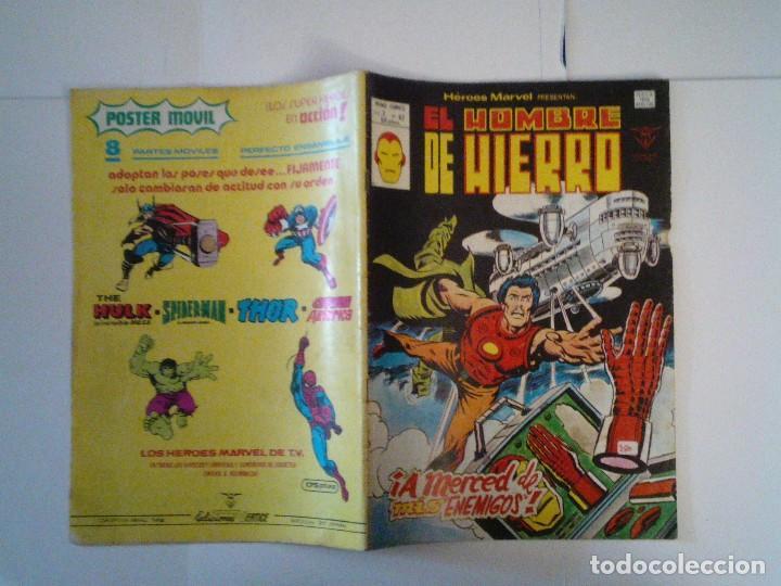 Cómics: HEROES MARVEL - VERTICE - VOLUMEN 2 - COMPLETA - 67 NUMEROS + 1 ESPECIAL - M.B.E. - GORBAUD - CJ 30 - Foto 66 - 80344033